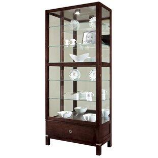 Brindley Curio Cabinet