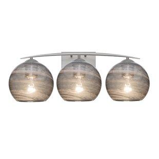 Madsen 3-Light Vanity Light by World Menagerie