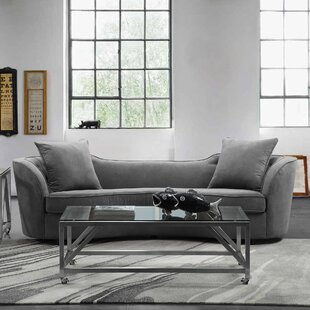 Buy luxury Kizer Contemporary Sofa by Everly Quinn Reviews (2019) & Buyer's Guide