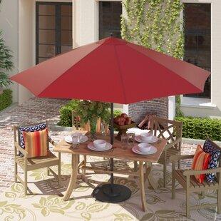 Red Patio Umbrellas Youu0027ll Love | Wayfair
