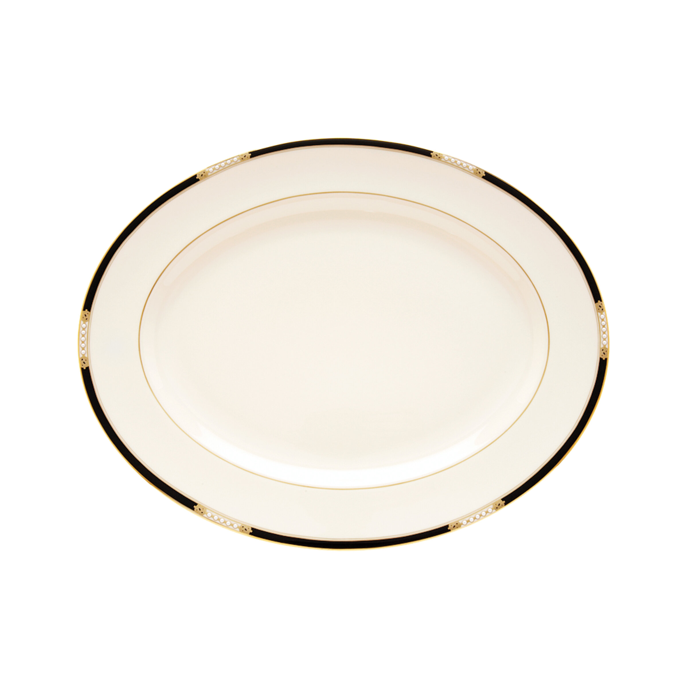 Lenox Hancock Bone China Platter Wayfair