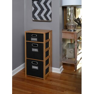 Affordable Price Belue Standard Bookcase by Rebrilliant