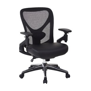 Office Star Products Pro-Line II Mid-Back Mesh Desk Chair