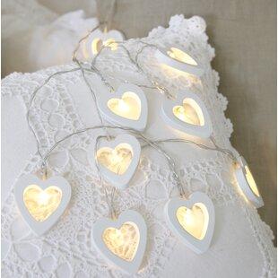 10 White String Lights By The Seasonal Aisle
