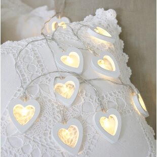 Review 10 White String Lights