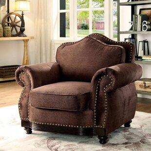Barron Transitional Armchair by Fleur De Lis Living