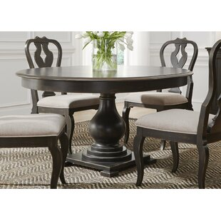 Darya Pedestal 5 Piece Extendable Dining Set