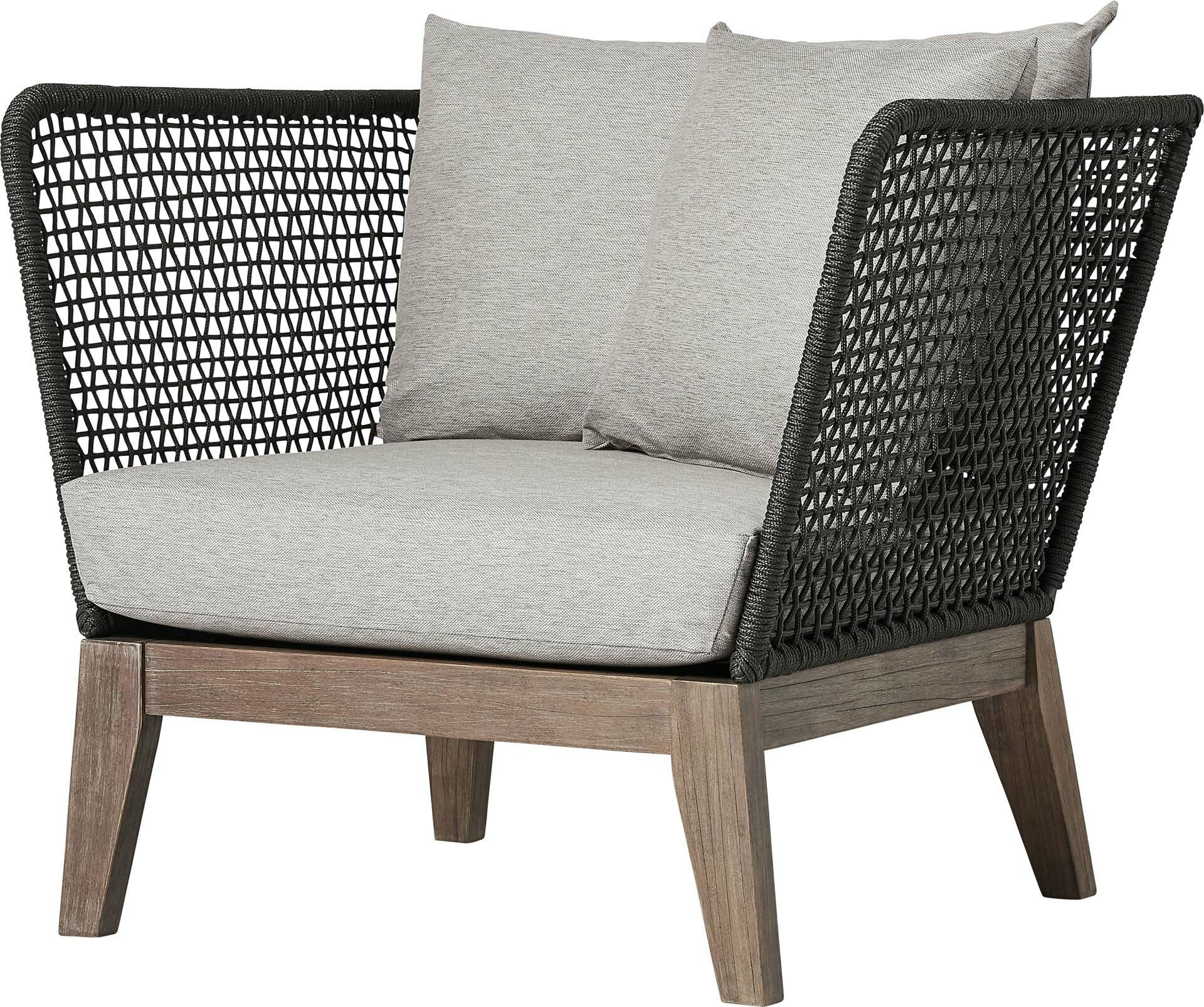 Netta patio chair allmodern