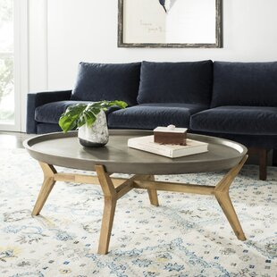 Brodick Coffee Table with Tray Top