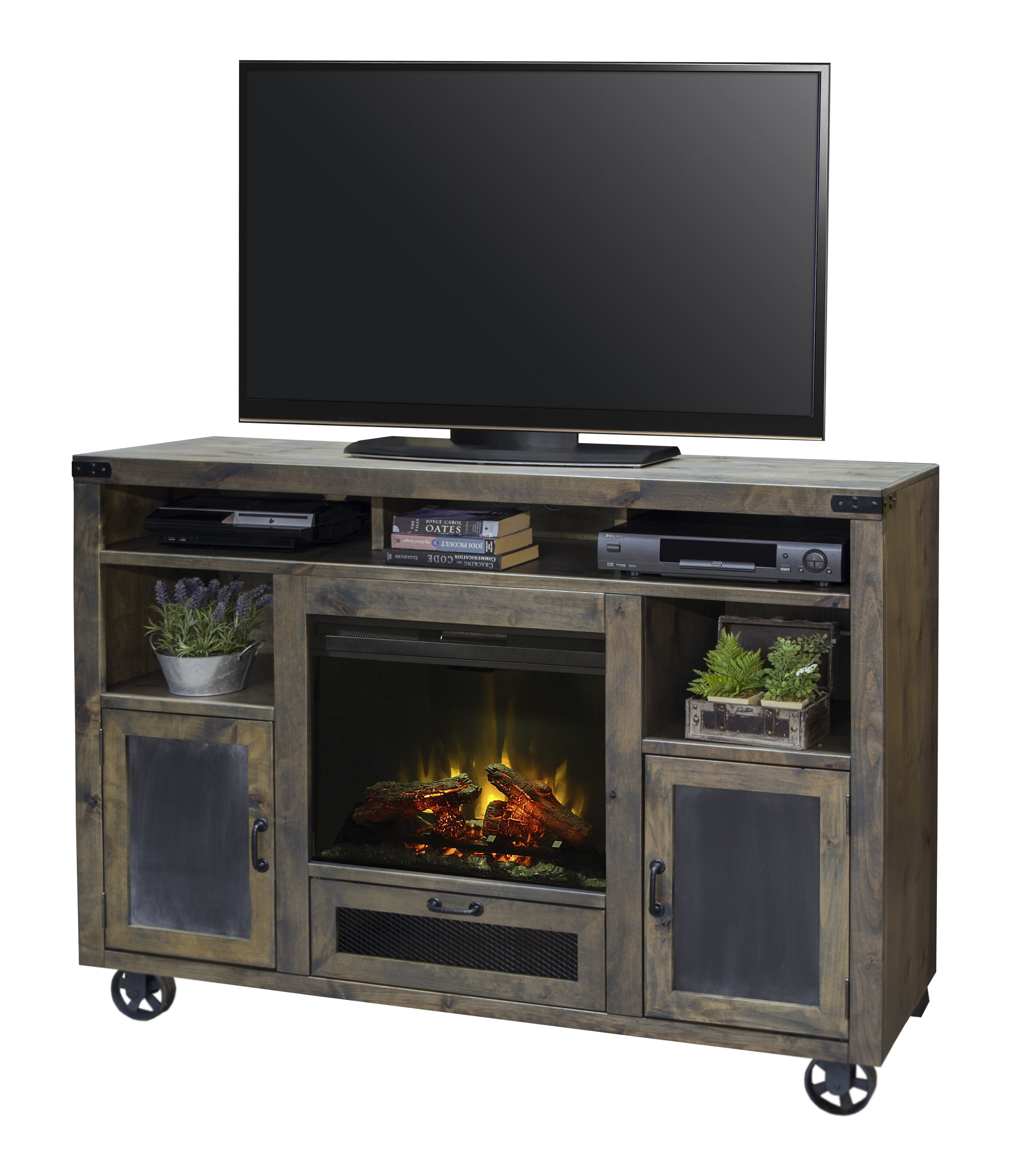 Laurel Foundry Modern Farmhouse Narbonne Tv Stand For Tvs Up To 60