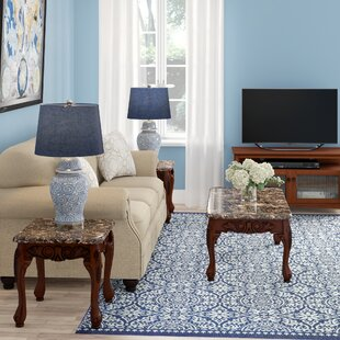 Doory 3 Piece Coffee Table Set by Astoria Grand