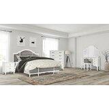 Zeke Standard Configurable Bedroom Set by One Allium Way