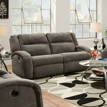 Maverick Double Reclining Loveseat by Sou..