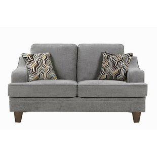Best Choices Ed Loveseat by Ivy Bronx Reviews (2019) & Buyer's Guide