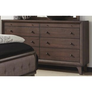 Asherton 8 Drawer Double Dresser