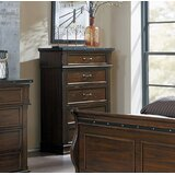 Donnelly 5 Drawer Chest by Millwood Pines