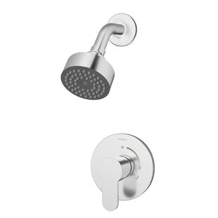 Symmons Identity Shower Faucet Trim Kitwith Metal Lever Handle