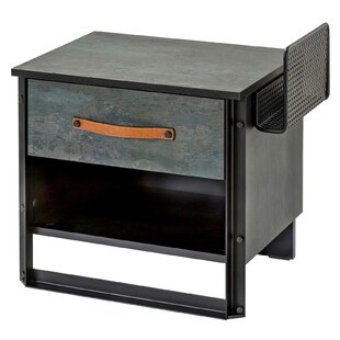 Connell 1 Drawer Nightstand