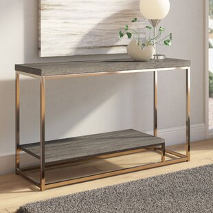 Philippos Console Table Mercury Row