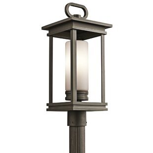 Read Reviews South Hope Outdoor 1-Light Lantern Head By Kichler
