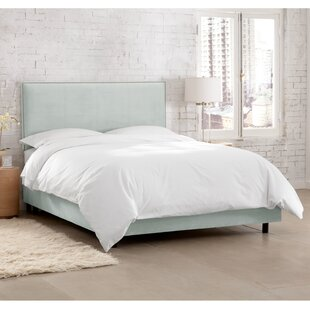 Willa Arlo Interiors Doleman Traditional Upholstered Panel Bed