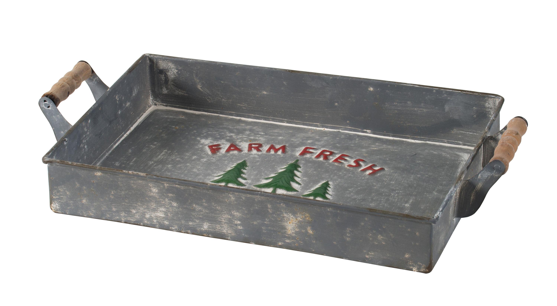 Christmas Decorative Trays You Ll Love In 2021 Wayfair