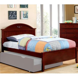 Segal Panel Bed by Harriet Bee