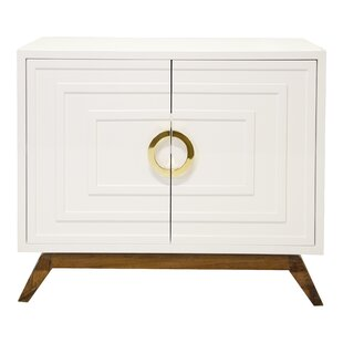 2 Door Accent Cabinet by Worlds Away