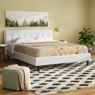 Sinead Full Upholstered Platform Bed by Andover Mills
