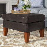 Nohoff Ottoman by Alcott Hill®