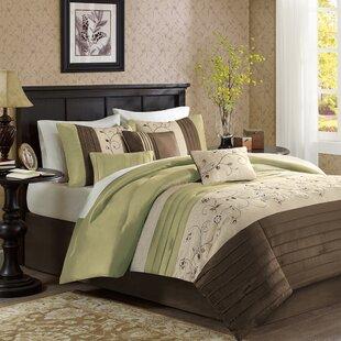 West Drive 7 Piece Comforter Set