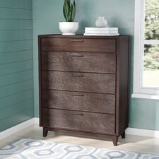 Cornwall 5 Drawer Chest by Langley Street