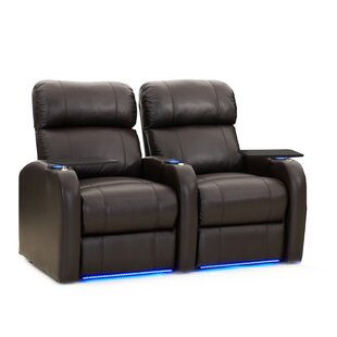 Edge XL800 Home Theater Recliner (Row of 2) ByOctane Seating