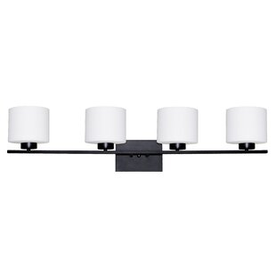 Affordable Jaelyn 4-Light Vanity Light By Whitfield Lighting