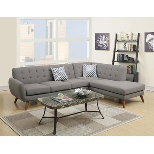 Wrought Studio Fain Sectional