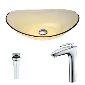 Bathroom Sink Yellow yellow bathroom sinks & faucet combos you'll love | wayfair