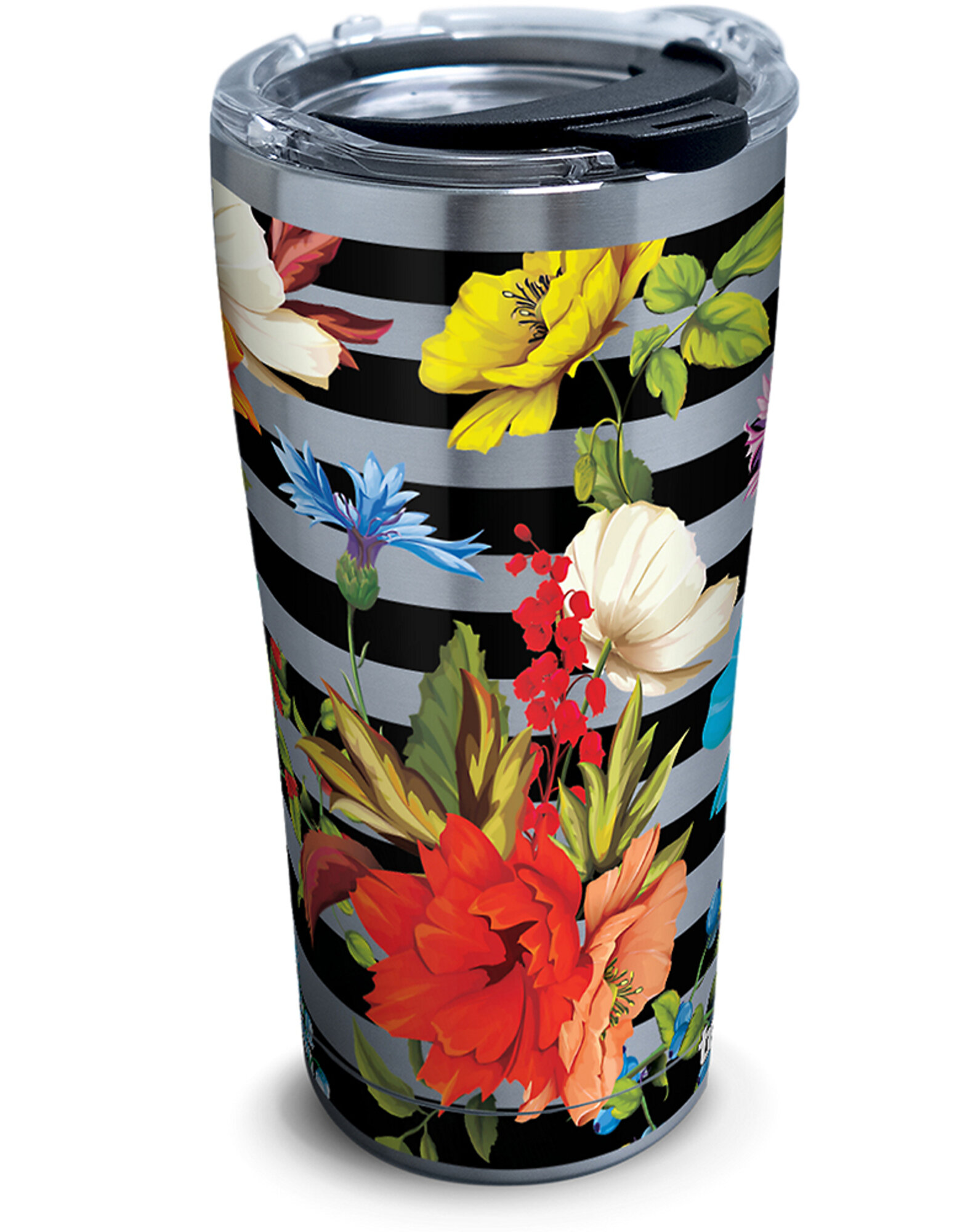 Tervis Tumbler Botanical 20 Oz Stainless Steel Travel Tumbler Wayfair