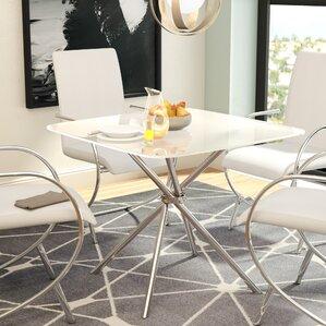 Eta Dining Table by Orren Ellis