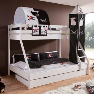 Fairman Bunk Bed With Textile Set By Zoomie Kids
