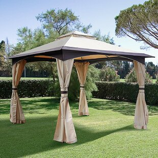 Milanna 3.1m X 3.1m Party Tent By Sol 72 Outdoor