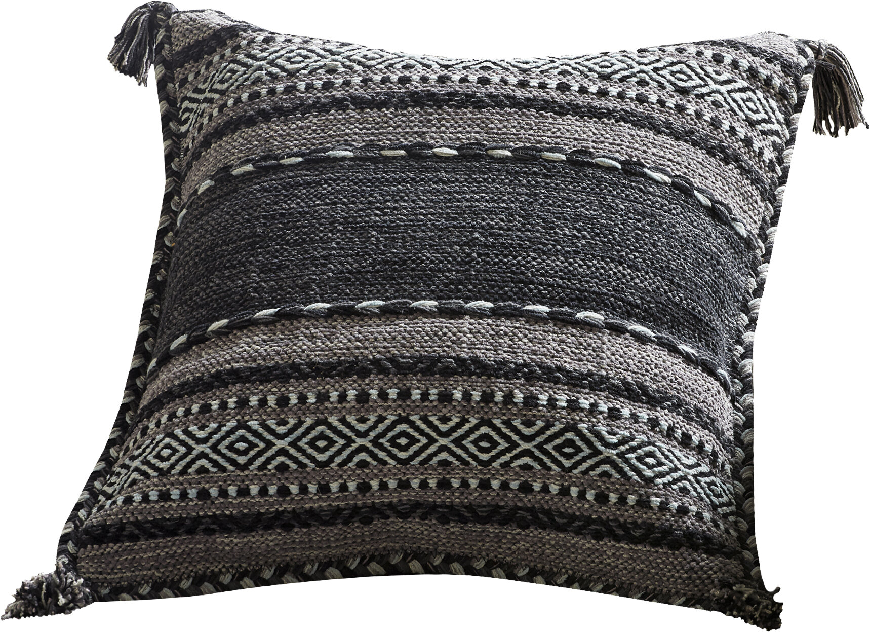 Black White Throw Pillows You Ll Love In 2021 Wayfair