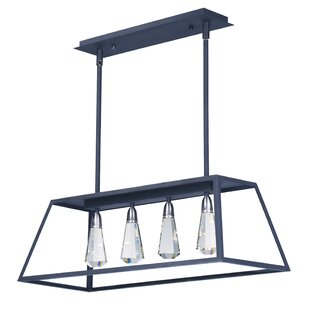 Brayden Studio Racette 4-Light Kitchen Island Pendant
