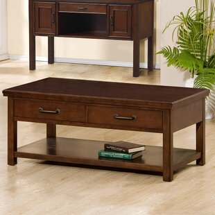 Boonville Traditional Coffee Table
