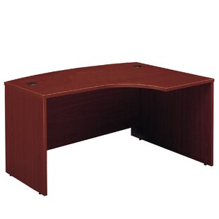Bush Business Furniture Series C Right Bow Corner Desk Shell