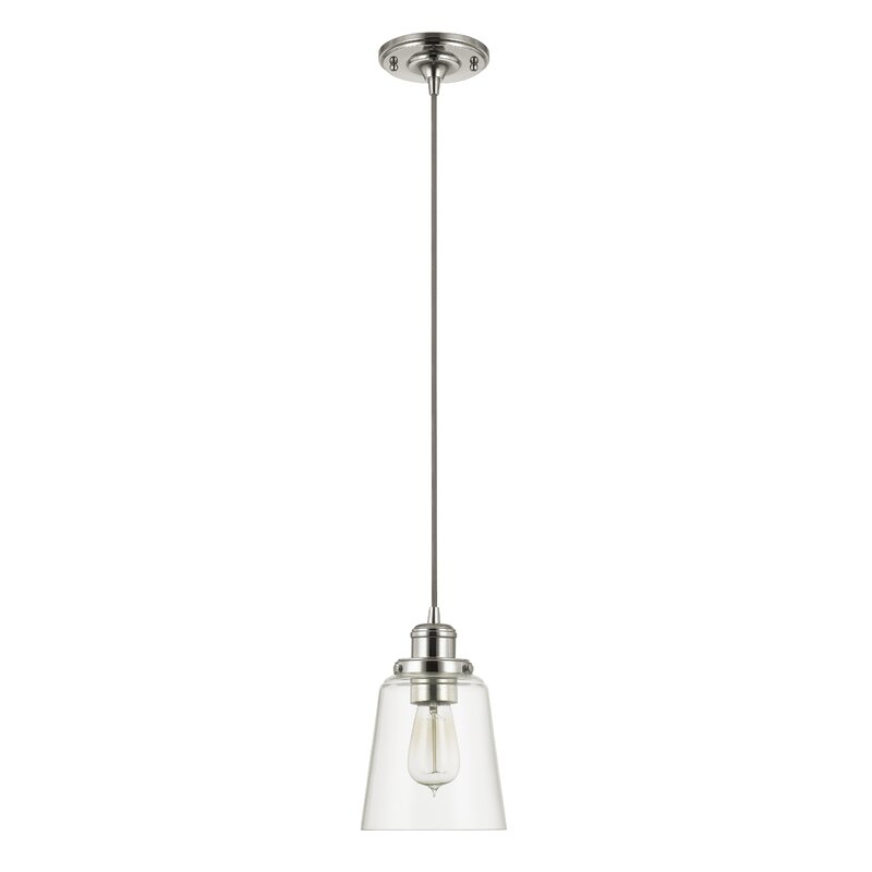 Schroeppel 1-Light Mini Pendant