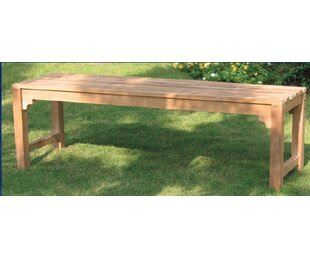 Garzon Waiting Teak Picnic Bench