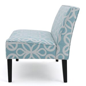 Benson Fabric Loveseat by Will..