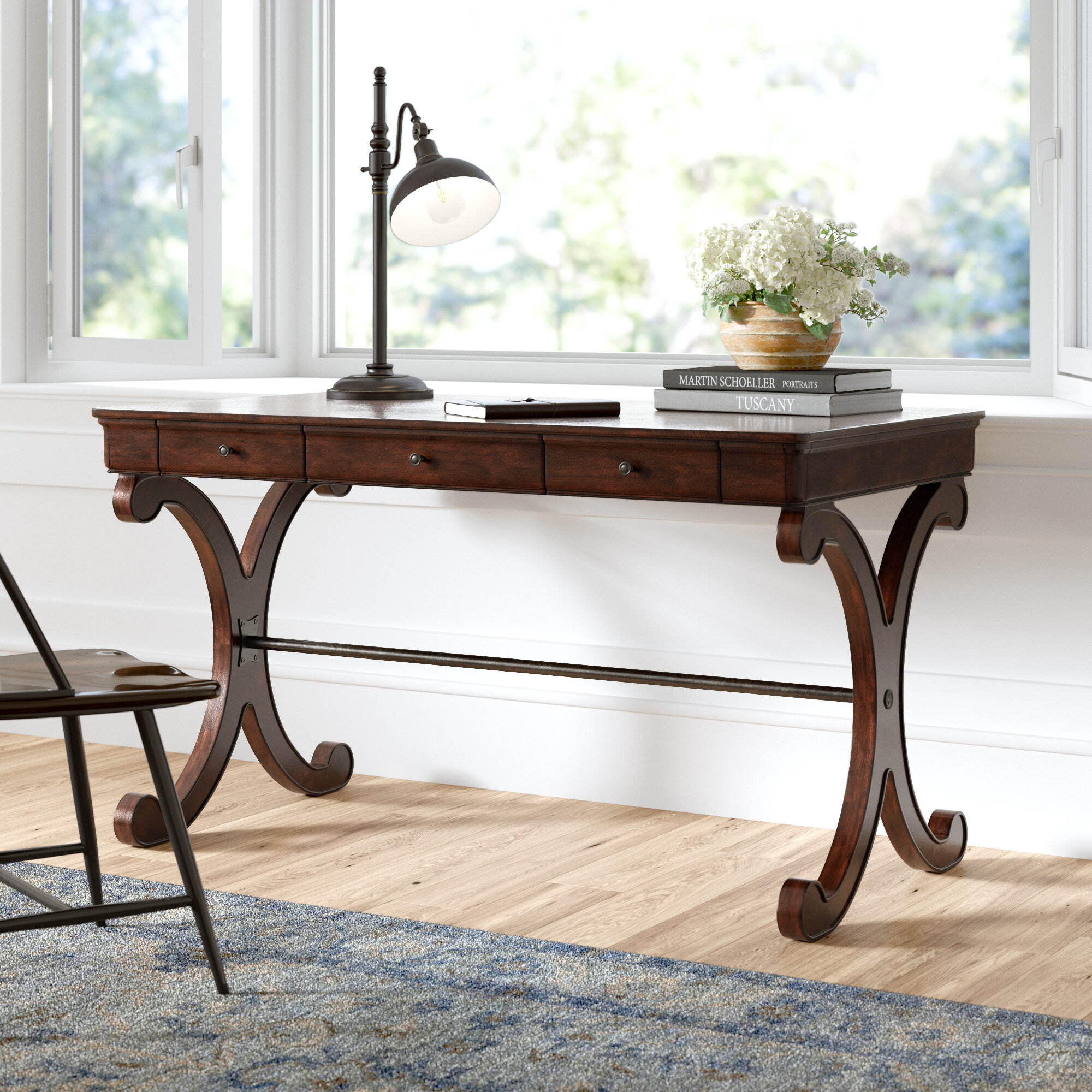 Westley Desk Reviews Birch Lane
