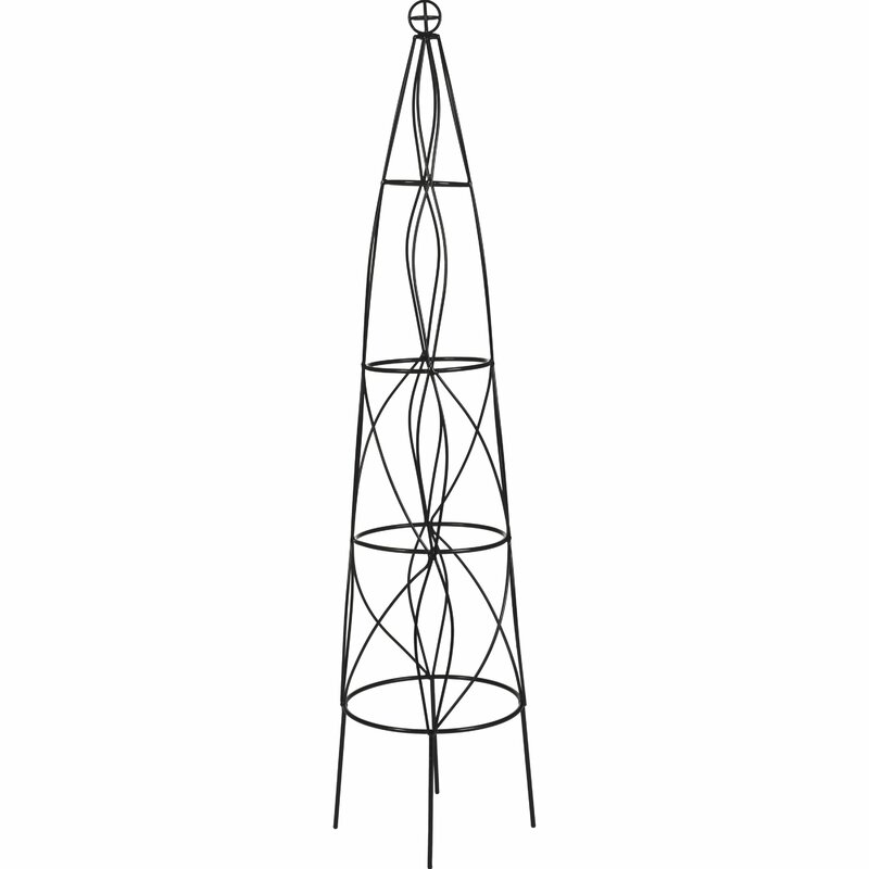 Iron Obelisk Trellis