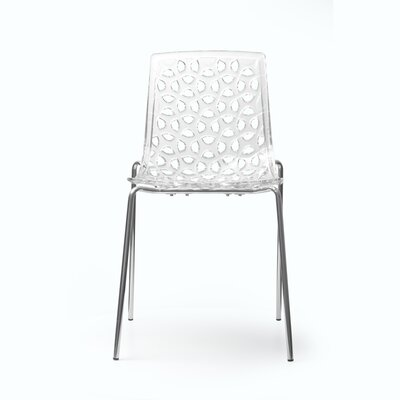 Astounding Contemporary Dakota Side Dining Chair Aeon Furniture Finish Gmtry Best Dining Table And Chair Ideas Images Gmtryco